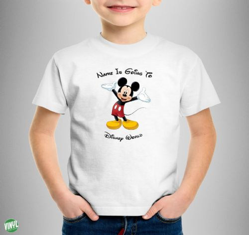 Im Going To Disney World T-shirt